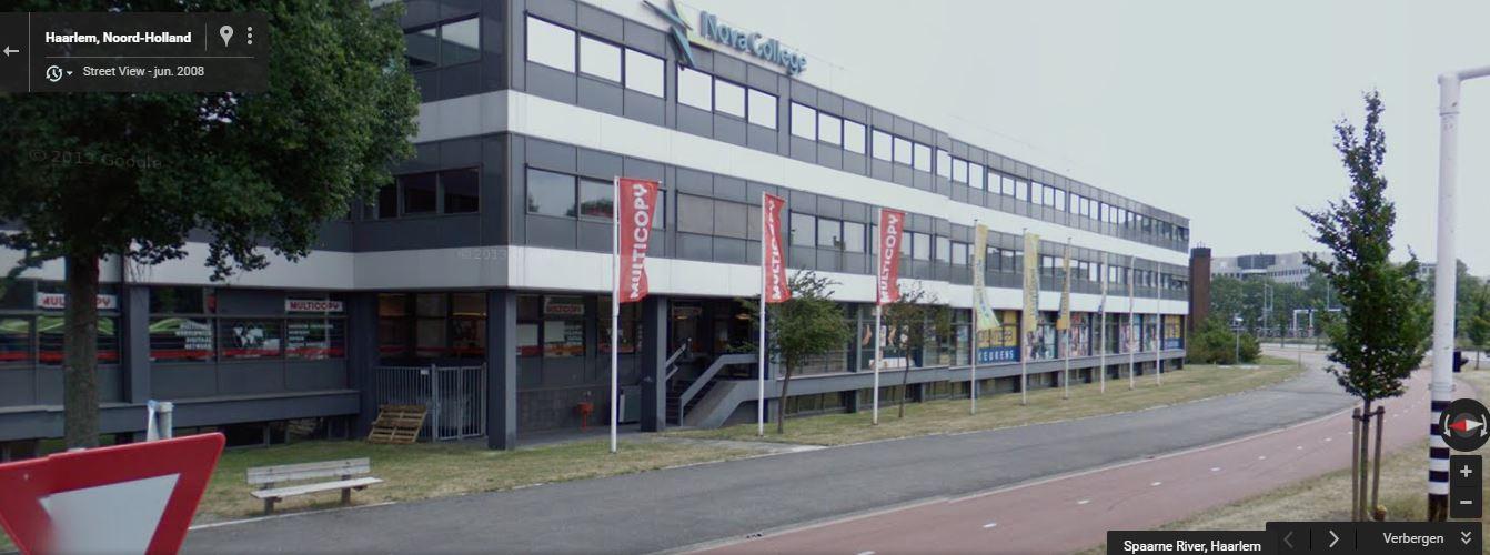 Voorkant Schipholweg 1